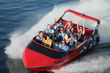 Day Trip Jet Boat Tour near Kelowna, Canada
