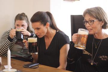 Pubtur och ölprovning i Prag