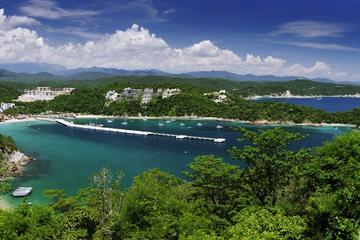Huatulco Bay with Catamaran Ride and ...