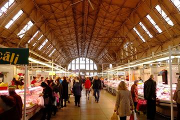 Riga Central Market and Food Tasting Tour