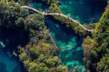 Private Excursion to National Park Plitvice Lakes from Dubrovnik