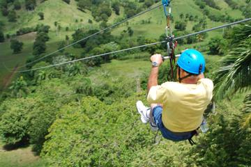 Shore Excursion: 8 Zip Lines...