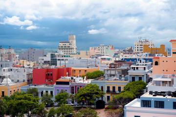 Excursão Turística de Meio Dia em Old San Juan
