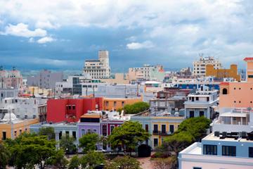 Visite touristique d'une demi-journée du Vieux San Juan