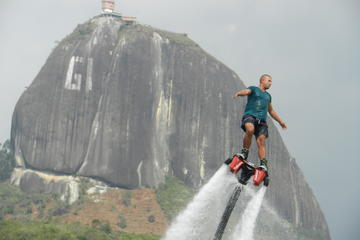 Flyboard in Guatapé
