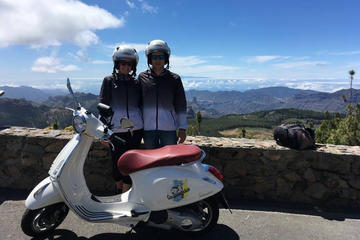 1-Day Auto-guided Tour on Vespa with ...