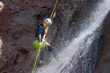 5-hour Gran Canaria Canyoning Tour...