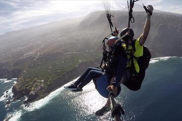 Paragliding Tandem Flight in Teide