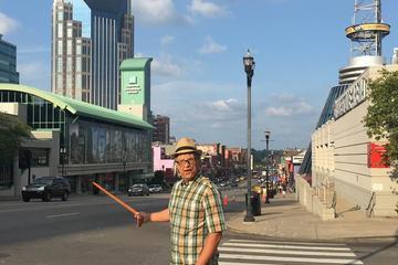 Nashville's Comedy Walking Tour with Grandpa Bubba