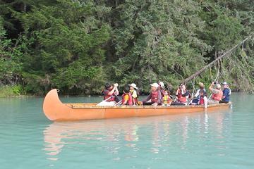 Alaska Wildlife Voyageur Canoe Safari