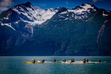 Inside Passage Sea Kayaking in Haines