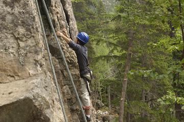 Klondike Rock Climbing and Rappelling...