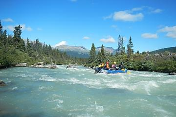 Tutshi River Whitewater Adventure