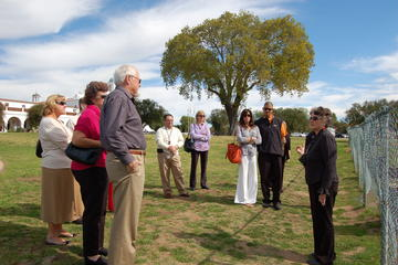 Day Trip Behind-the-Scenes Tour of Mission San Luis Rey near Oceanside, California