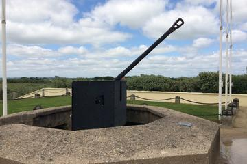 American related D-Day beaches and WWII historical sites private tour from Caen