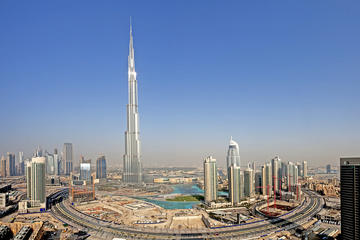 Half Day Dubai City Tour with Burj Khalifa Optional