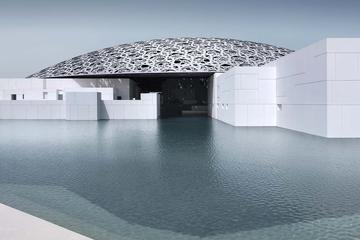 Louvre Museum Abu Dhabi and Grand...