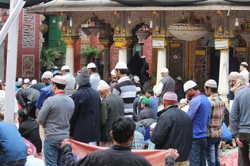 Sufi Culture Walking Experience at Hazrat Nizamuddin Dargah