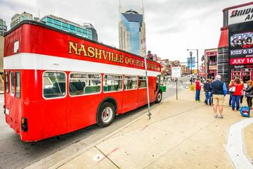 Nashville Double Decker Bus Tour