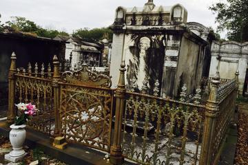 Private Voodoo Temples and Cemetery...