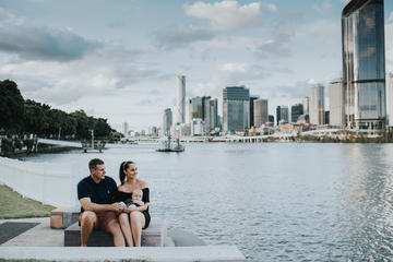 Brisbane City Tour with Private Personal Photographer Guide