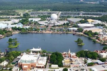 Day Trip Helicopter Tour over Orlando's Theme Parks near Kissimmee, Florida