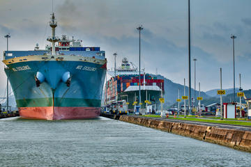 Private Half Day Panama Canal and City Tour