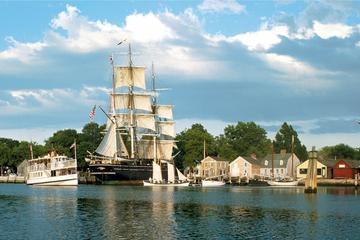 Day Trip Admission to Mystic Seaport near Mystic, Connecticut