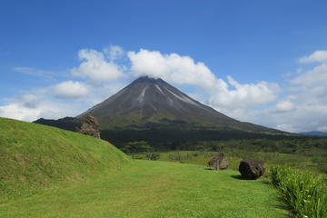 Arenal Volcano: Oxcarts - Volcanic...