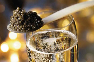 Moscow Caviar Party with Sommelier