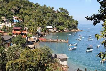 Private Boat Tour to Yelapa