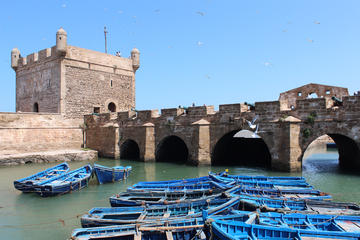 Essaouira Guided Day Trip from Agadir