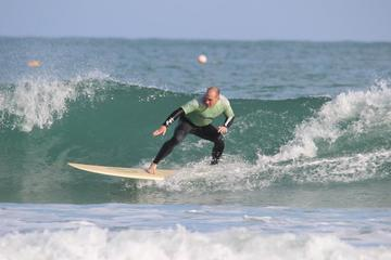 Two-on-One Private Surf Lesson in...