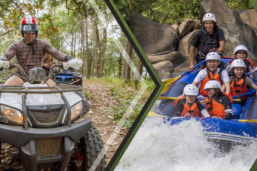 Whitewater Rafting and ATV Quad Bike...