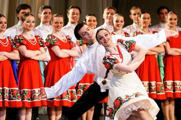 St. Petersburg Folklore Show at Nikolayevsky Palace: Feel Yourself...
