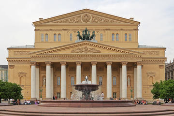 The Bolshoi Theatre - Symbol of Russia