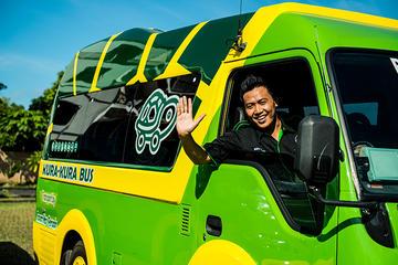 7-Day Bali Kura-Kura Shuttle Bus Pass