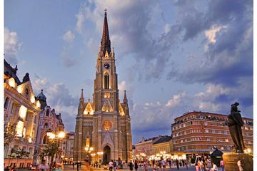 Le meilleur de Voïvodine: Novi Sad...