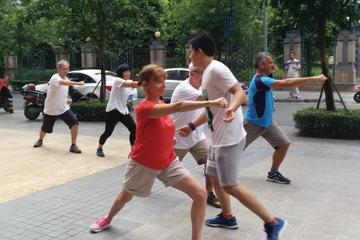 Small Group 2-Hour Kungfu Lesson in Chengdu