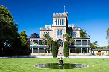Larnach Castle with Sightseeng Tour: Dunedin Cruise Ship Shore...