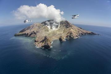 Tauranga Shore Excursion: Helicopter...