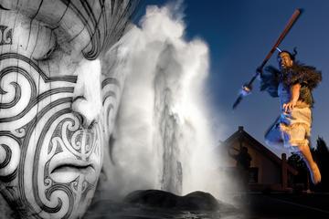 Tauranga Shore Excursion: Rotorua Te Puia Geothermal Geyser Tour