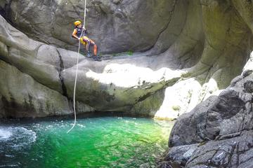 Canyoning in Vall de Núria Departure from Barcelona