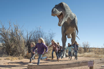 Admission to Moab Giants Dinosaur Park