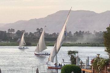 Exploring the Nile in Style Deluxe Nile Cruise Ex Aswan to Luxor