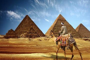 Ganzer Tag die Pyramiden und die Sphinx