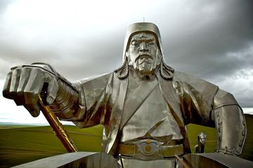 Private One Day Genghis Khan Statue Complex and Terelj National Park