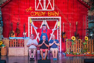 The Comedy Barn in Pigeon Forge