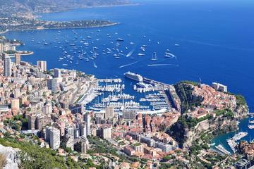 Shore Excursion Private Tour from Monaco
