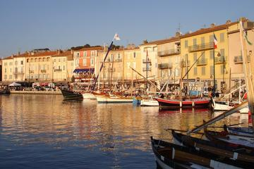 Small Group Full Day Trip to St Tropez and Port Grimaud from Nice